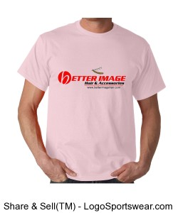 Better Image Breast Cancer Awareness Promo Tee Design Zoom